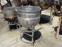 30 Gallon Stainless Steel sanit