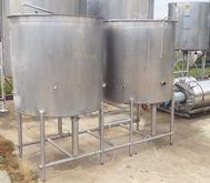 300 Gallon Walker CIP (Clean in