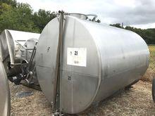 Used 3000 Gallon Sta
