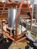 65 Gallon Stainless Steel. Has