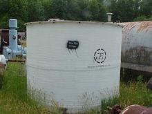 2250 Gallon Fiberglass, FRP Tan