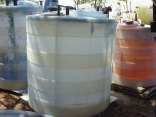 Used 675 gallon Poly