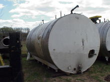 Used 6500 gallon, ho