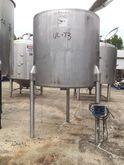 175 Gallon Stainless Steel tank