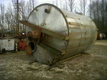 10000 gallon 316 Stainless Stee