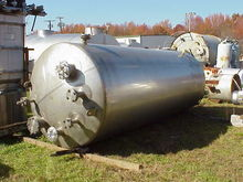 MUELLER 2000 gallon, Jacketed V