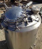 300 gallon Stainless steel jack