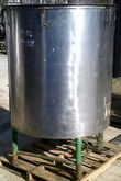 used approx. 400 gallon stainle