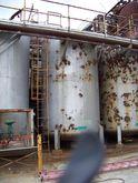 Qty (5) each:  7,500 gallon, Ru