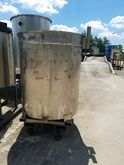 used 226 gallon stainless steel