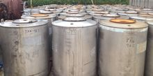 (42) used 330 Gallon Stainless