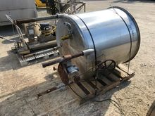 used 200 Gallon Stainless steel