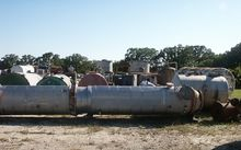 "46"" x 46' Carbon Steel Column."