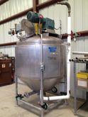 Used 500 Gallon Vacuum Mixing K
