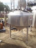 220 Gallon Crepaco Jacketed tan