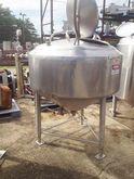220 Gallon Crepaco Jacketed tan