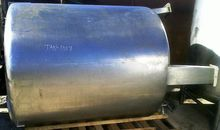 used approx. 600 gallon stainle