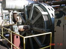 3500 HP motor. 3500 HP Manuf. b
