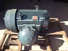 350 HP Baldor Reliance Explosio