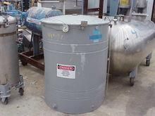 200 gallon Carbon Steel storage
