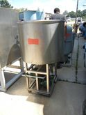 Used 165 Gallon Stainless steel