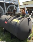 used 530 gallon horizontal pres