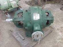 NASH vacuum compressor.  Size 1