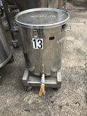 used 25 gallon Stainless Steel