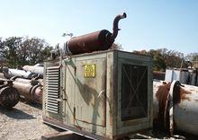 125 Continuous KVA Generator. 6