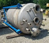 used 2000 gallon 316L Stainless