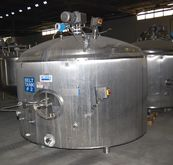Used 2000 gallon APV Crepaco st