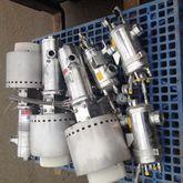 (3) IKA Dispax Reactors model D