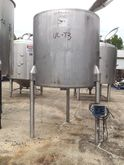 used 175 Gallon Stainless Steel