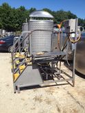used 200 gallon Mix Tank System