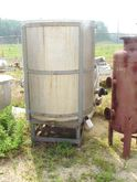 Used (1) 375 Gallon