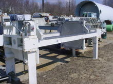 Shriver filter press skeleton,