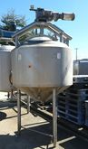 used 250 Gallon APV Crepaco Jac