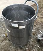 used 50 gallon Stainless Steel