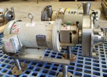 Used Fristam Centrifugal Pumps for sale in New Jersey, USA