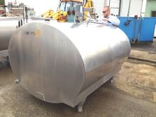 800 Gallon used Mueller Stainle