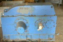 Falk gearbox model 2125Y1A.  s/