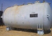Used 12,800 gallon H