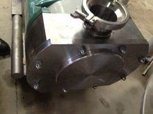 """4"""" TRI CLOVER Rotary Lobe pump."""