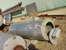 180 Gallon Stainless Steel Sani