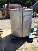 Used 330 gallon 304 Stainless S