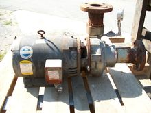 Powered by 15hp Baldor motor, 3