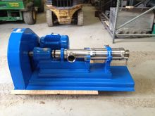 Moyno Pump, Model 1FF10HSSE, Ty