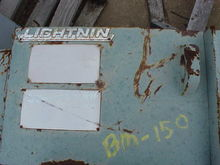 Used Lightnin Mixer/