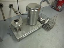 Tri-Clover Tri-Blender. Model F