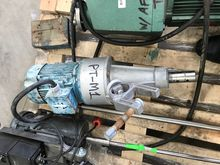 Used 2 HP Clamp-On Mixer. Has L